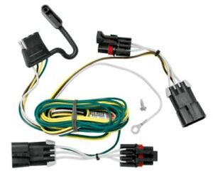 Trailer Hitch Wiring Tow Harness For Hhr Hhr Ss 2006 2007 2008 2009 2010 2011