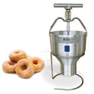 Belshaw Type K Donut Depositor 1 9 16 Star Plunger stand Sold Seperately