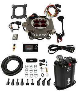 Fitech 35203 Go Street Efi Fuel Injection System Fuel Injection Systems