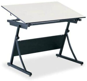 Safco Products Planmaster Drafting Table Top Base For Model 3957 Sold Separately