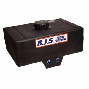 Rjs Safety Products 3003501 Drag Racing Fuel Cell 15 Gallons W sump New