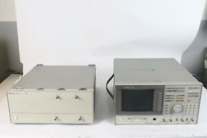 Agilent 89441a Vector Signal Analyzer Dc To 2 65 Ghz If And Rf Section As Is