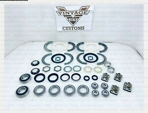 Suzuki Samurai Sj410 Sj413 Oem Axle Wheel Bearing Rebuild Kit 10 Day Delivery