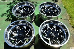 22 Fuel Forged Ff26 22x12 Ffc26 Concave Wheels 51 Toyota Tundra Sequoia 5x150