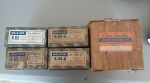 Vintage Oil Pump Oil Pump Kit Lot Em57a Ford 60 61 62 63 64 65 66 Falcon Comet