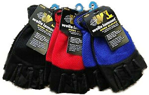 Wells Lamont 836 Fingerless Gloves
