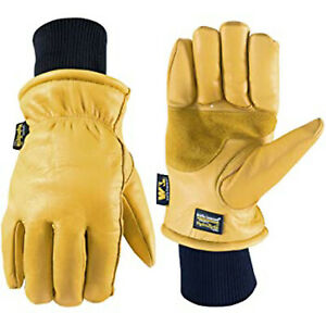 Wells Lamont 1202 Men s Hydrahyde Leather Winter Work Gloves