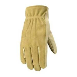 Wells Lamont 1124 Women s Grain Cowhide Leather Work Gloves