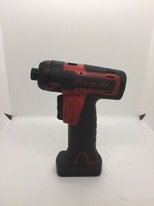 Snap On Cts761a 14 4 Volt1 4 Micro Lithium Cordless Screwdriver With Battery