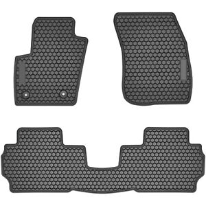 Floor Liner Mats For Ford Fusion 2013 2020 Custom Fit All Weather Guard Black