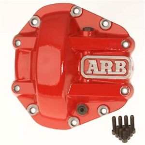 Arb 0750003 Differential Cover Red