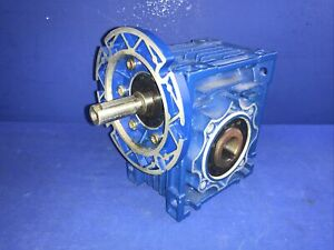 Motovario Nrv050 Worm Gear Reducer 10 1