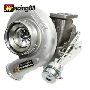 Billet Wheel Hx40w T3 Upgrade Diesel Turbo For 89 01 Dodge Ram 2500 3500 Diesel