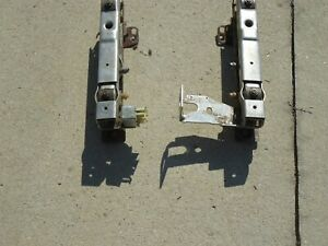 82 83 84 85 86 87 88 Gm Power Seat Rails Buick Chevrolet Oldsmobile