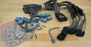 Tektronix P6810 Single Ended Logic Analyzer Probe W complete Accessories 4 Avail