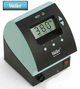 Weller Wd1 Single Channel Micro Digital Soldering Station 95w 120v 150 To 850 f