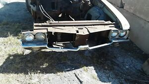 1968 1972 Chevelle Gto 442 Gs Gsx A Body Frame 1969 1970 1971 Cutlass Chassis