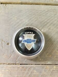 1951 1952 Chevrolet Center Horn Button Cap Gm Chevy 51 52 Special Deluxe Bel Air