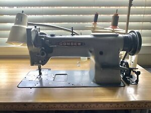 Consew 226 Industrial Walking Foot Sewing Machine