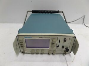Tektronix 1502c Metallic Tdr Cable Tester With Yt 1s Chart Recorder Module
