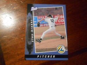 1997 WEST MICHIGAN WHITECAPS BEST Single Cards YOU PICK FROM LIST $1 $2 each OBO $1.00