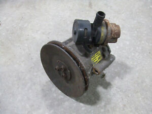 Secondary Air Injection Pump Smog Air Pump 32 291 Ford Used Works Fine