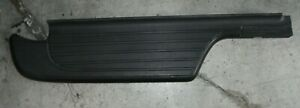 2001 2002 2003 2004 Toyota Tacoma Rear Left Driver Side Bumper Step Pad Used