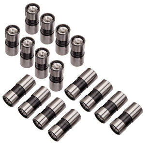 16 Hydraulic Lifters Fit For Gm For Chevrolet Sbc Bbc 4 6l 5 0l 7 0l 6 5l