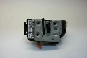 2011 Dodge Caravan Lh Left Front Driver Door Lock Actuator