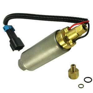 Electric Fuel Pump For Mercruiser Carburated 5 7 V8 5 0 Carb 861155a3 861155 2