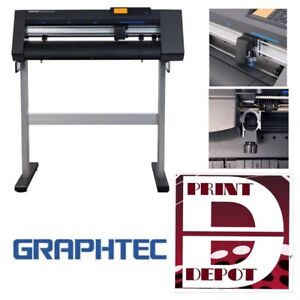 24 60cm graphtec Ce7000 60 Vinyl Cutter plotter 2 Years Warranty Free Shipping