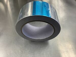 Aluminum Foil Tape 2in X 100 Feet Hvac Tape Work On Furnace Heating Ac Ducts