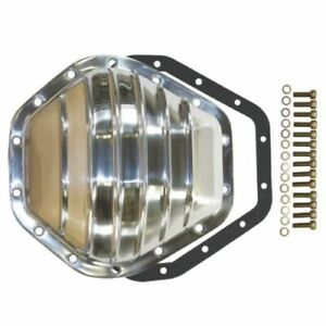 Specialty Chrome 4904kit 10 5 Aluminum Differential Cover 14 bolt For Gm New