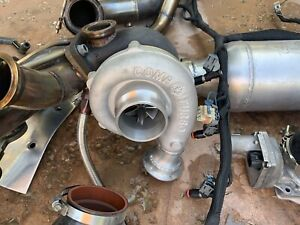 Ls 5 3 Turbo Kit Square Body Chevy Full Kit No Fab Needed Comp Turbo Air 2 Water