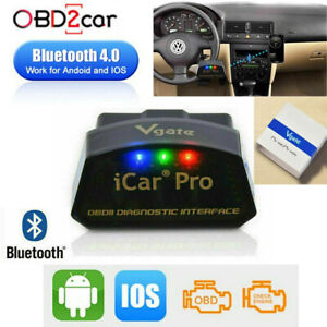 Vgate Icar Pro Bluetooth Ble 4 0 Bimmercode Coding Iphone Ipad Android Obd