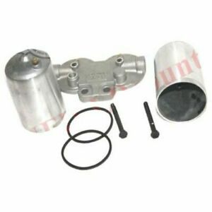 Double Fuel Diesel Filter Assembly Fit For Massey Ferguson 35 65 165 765 865