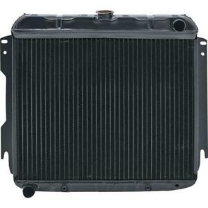 Oer Mb2377a 1963 64 Dodge B body 361 383 426 V8 Rep Radiator