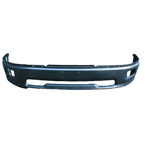 Ch1002384c New Replacement Front Bumper Bar Fits 2009 2010 Dodge Ram 1500