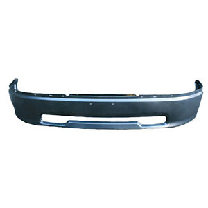 Ch1002385c New Replacement Front Bumper Bar Fits 2009 2010 Dodge Ram 1500