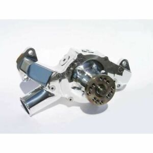 Meziere Wp400up 400 Series Mechanical Water Pump For Big Block Chevy New