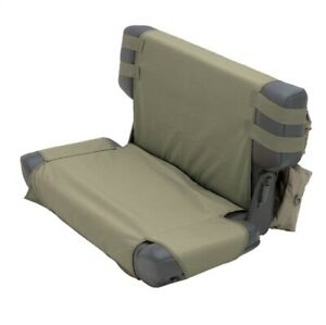 Smittybilt 5660231 Gear Seat Cover Od Green Rear For 2006 Jeep Wrangler New