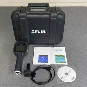 Flir E4 Thermal Imaging Camera Upgraded To E8 Specs 320x240