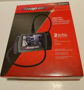Snap On Tools Bk5600 Digital Video Scope Excellent Was Used Once