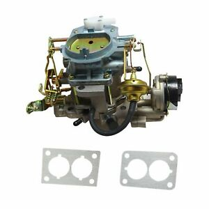 For 2 barrel 1983 1988 Jeep Wrangler Carburetor Bbd 6 Cyl 4 2l 258cu Engine 1pc