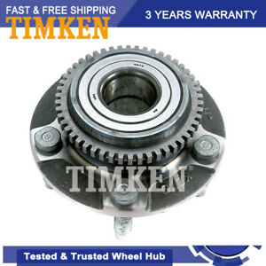 For 1994 2002 2003 2004 Ford Mustang 513115 Timken Front Wheel Bearing And Hub