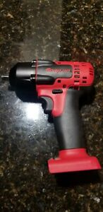 Snap On Ct88103 8 Drive 18 Volt Monsterlithium Ion Impact Wrench Tool Only New