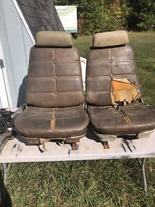 1969 1970 1971 1972 Chevelle Gto Lemans Cutlass Bucket Seats