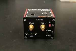 Thorlabs Kdc101 Brushed Dc Servo Motor Controller power Supply Not Included