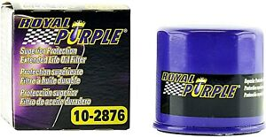 Royal Purple 10 2876 Extended Life Engine Oil Filter