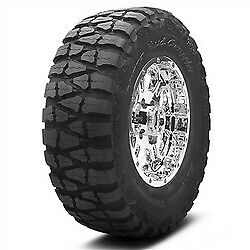 4 New 35x12 50r17 10 Nitto Mud Grappler 10 Ply Tire 35125017